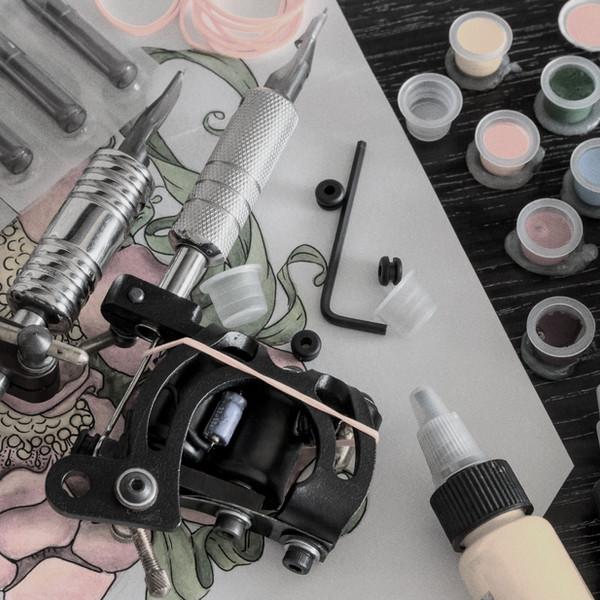 Tattoo utstyr
