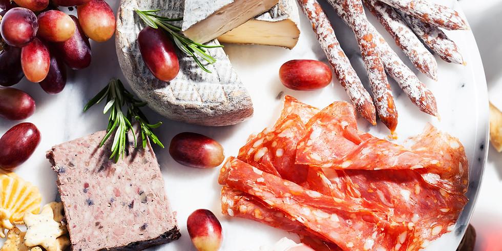 Charcuterie/Cheese Board Workshops