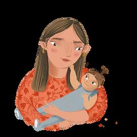 moeder nieuwe mama mamacoach depressie alleen eenzaamheid eng nieuwe fase onzekerheid