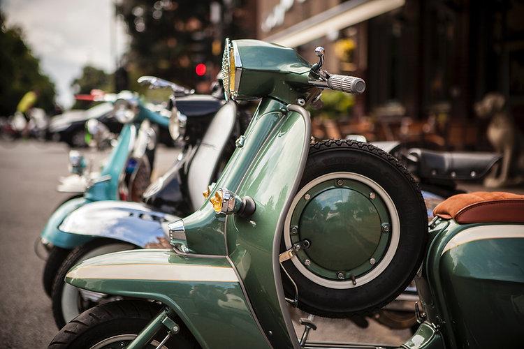 Vintage Motorräder