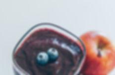 Apple Berry Smoothie