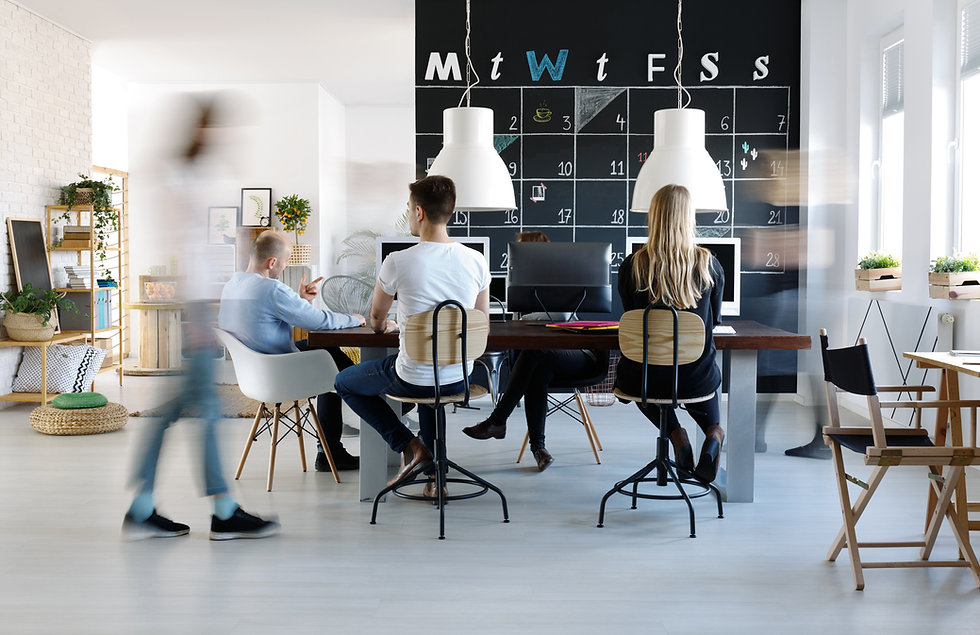 近代的なオフィス