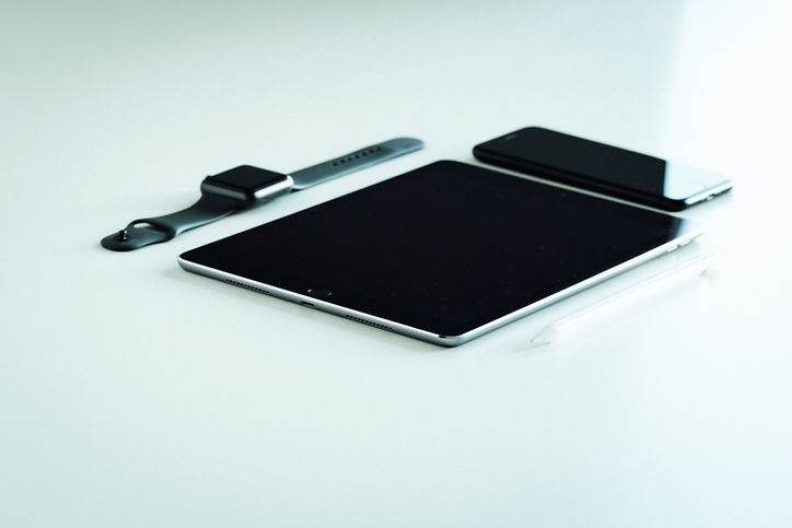 Tablet, Phone and Watch