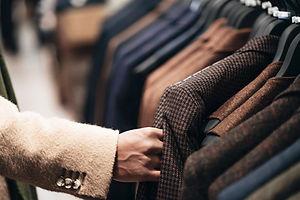 Parcourir les vestes
