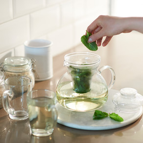 Have Mint Tea to Decongest the System | Yoga of Eating