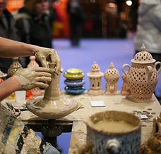 Handmade Pottery - wix picture