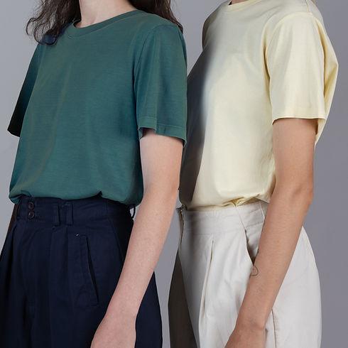 Modelling T-shirts