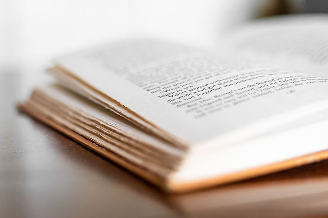 Pages of Book