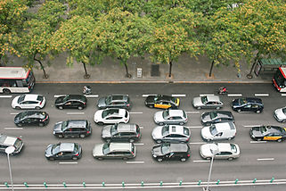 Traffic management & parking solutions - Smart City  mobility is a major challenge facing city dwell