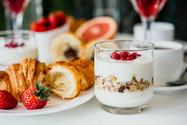 Brides' Breakfast. Envie Catering