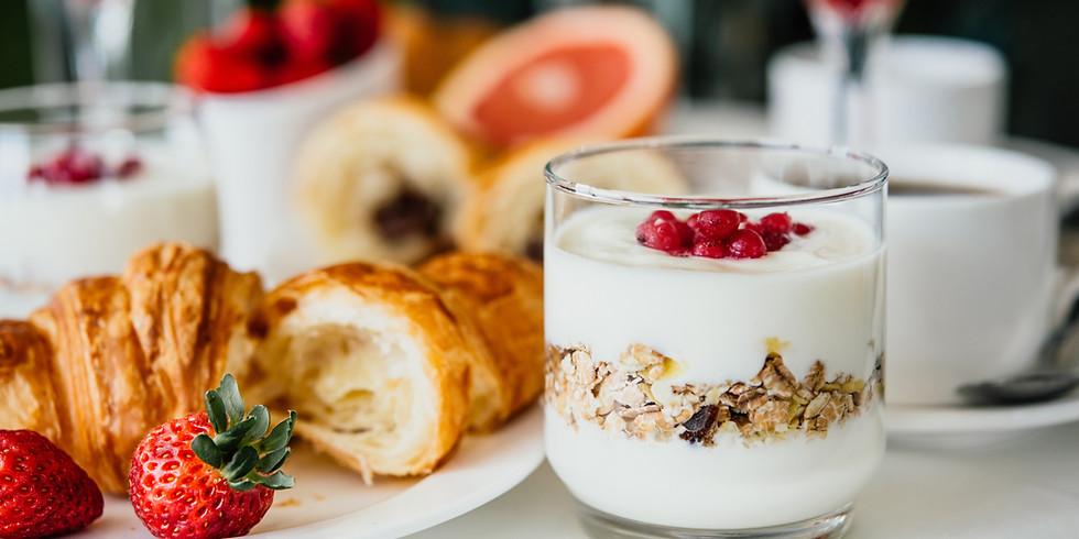 Pfingstfrühstück   16,90 EUR p.P.