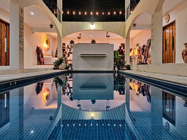 Indoor Pool Fort Worth TX