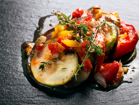 Big Batch Heirloom Ratatouille