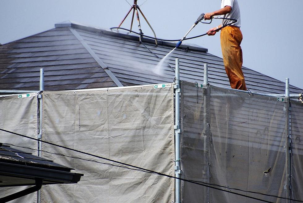 屋根のメンテナンス 屋根の塗り替え