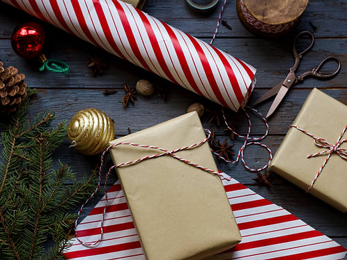 Gift Wrapping for shipped items