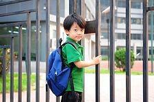 Pronto para a escola