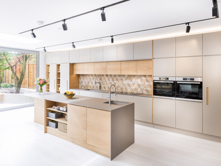 Prefabricated vs Custom Cabinets