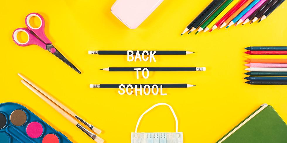 Back to School Night / Noche de regreso a la escuela