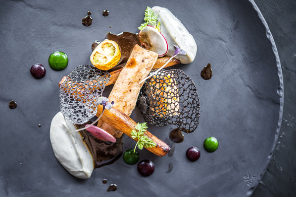 Fine dining close to 47 Park Street Mayfair