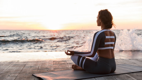 Wellness month | Aida's meditation