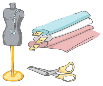 DESIGN & SEWING