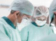 Surgeons During Operation