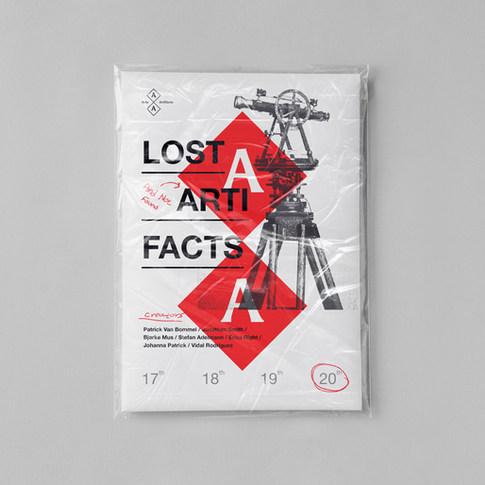 Lost Artifacts dagblad