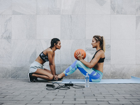 Do You Have a Workout Buddy?