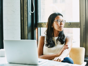 SELF-EMPLOYED WOMEN: YOU WORK FOR YOURSELF BUT YOU'RE NOT ALONE