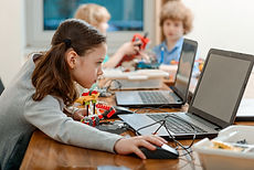Playing on the Computer