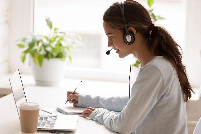 Online-Nachhilfe-Service