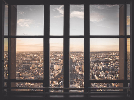 A WINDOW OF OPPORTUNITY FOR COMMERCIAL REAL ESTATE