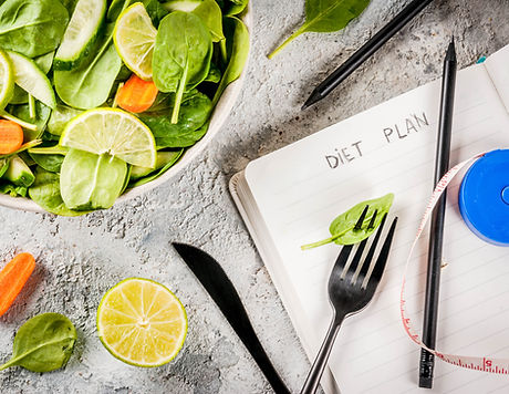 Piano dietetico