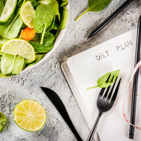 5 Tips for Achieving Health without Dieting-Advice from a Holistic Nutritionist & Body Image Coach