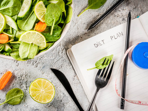 Dieting Made Easy: Changing Your Diet Behaviors