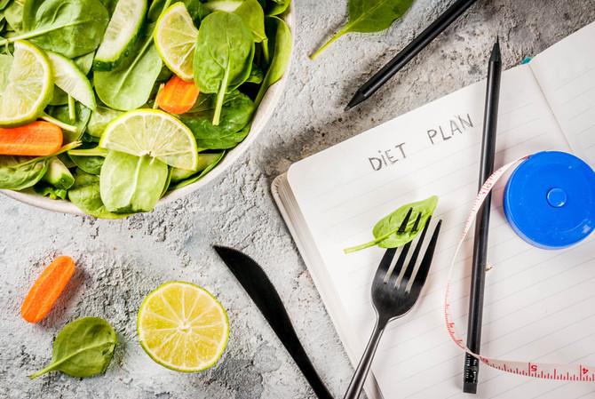 Dieta NÃO funciona!