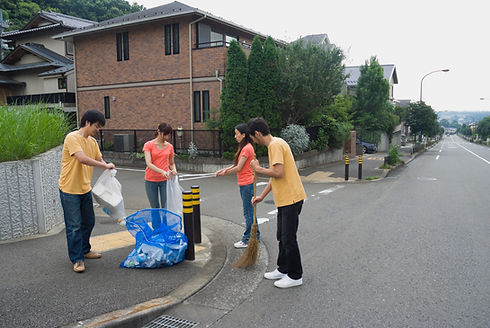 Street Cleanup