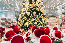 Rassemblement du Père Noël