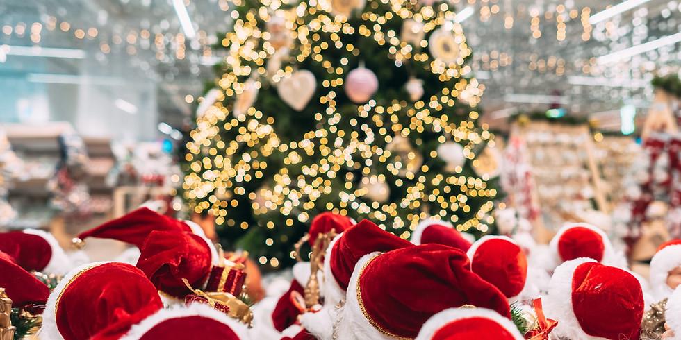 Once upon a time at Christmas