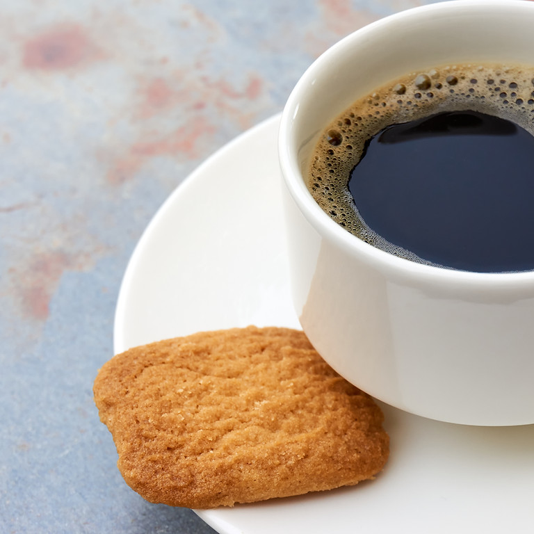 """""""Een kopje koffie en een goed gesprek op zondag."""" (1)"""