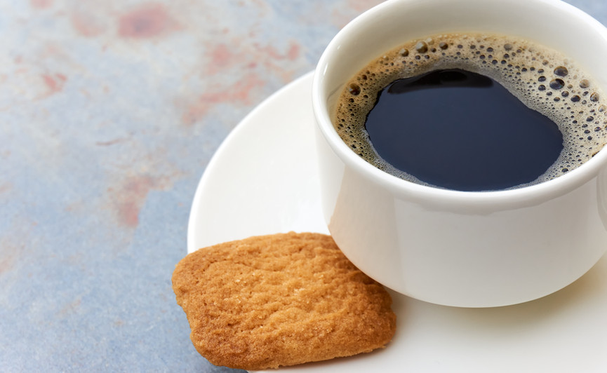 Have a wonderful break - Coffee and a Cookie