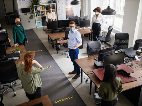Returning to the office: A digital workplace?