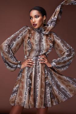 Платье стилиста