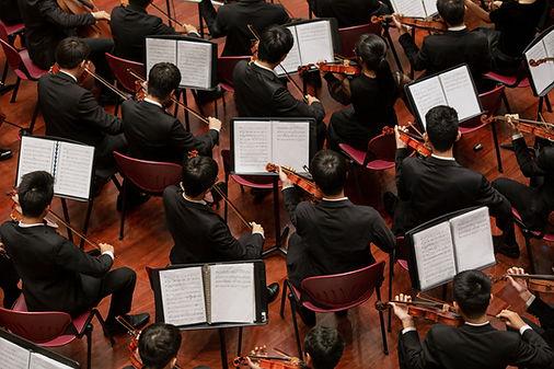 Orchestre de violon