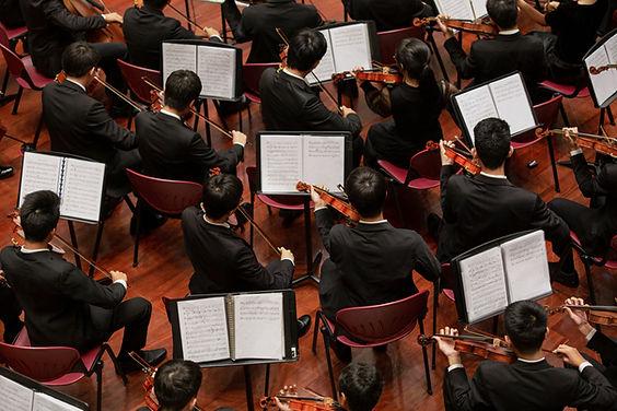 Orquestra de Violino