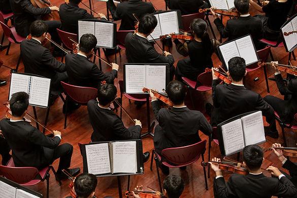 Orchestra di violini