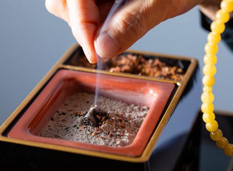 Comment changez la vibration de votre intérieur avec de l'encens