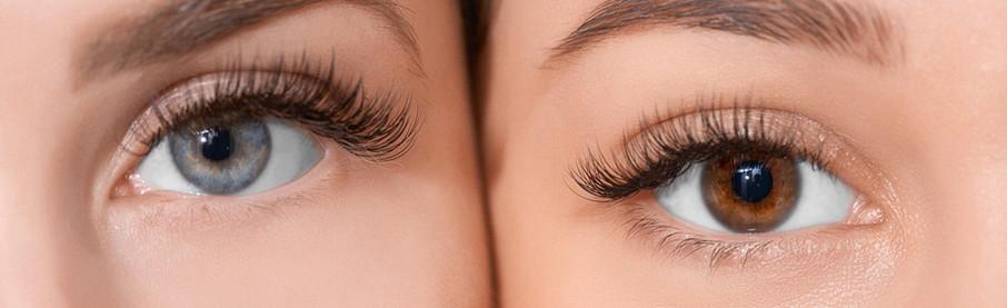 Очі та брови
