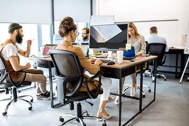 Online Magazine Office