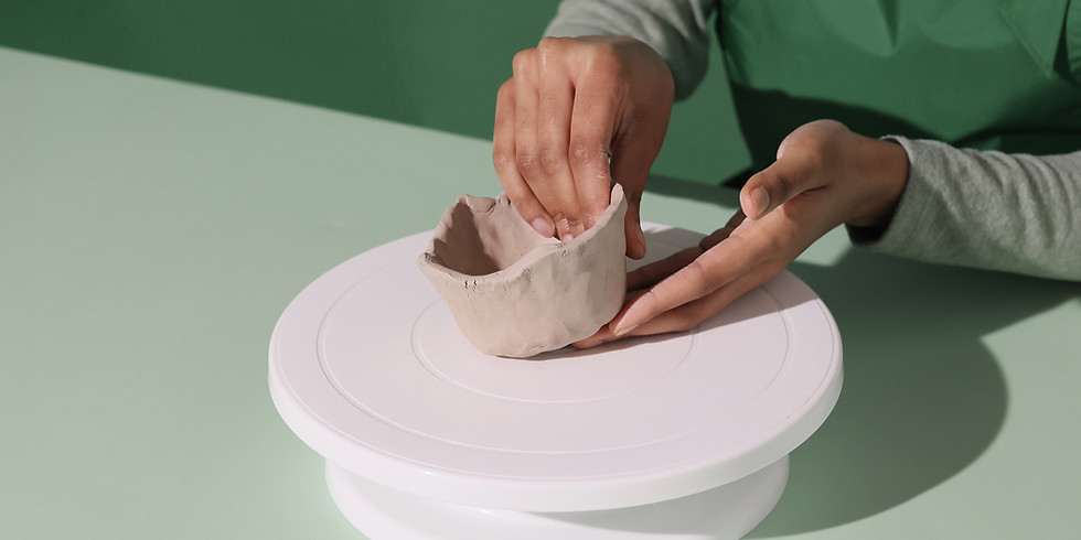 Clay Workshop with Vince